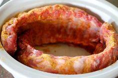 Crock Pot BBQ Ribs