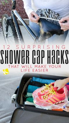 12 Surprising Shower Cap Hacks That Will Make Your Life Easier
