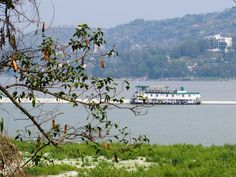Indian river cruises on the Brahmaputra river with Assam Bengal Navigation Co.