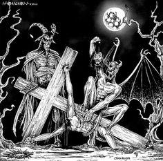 Thorncross satan