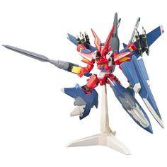 Danball Senki 1/1 Scale Plastic Model : LBX 052 DOT BLASTRIZER G-EXT