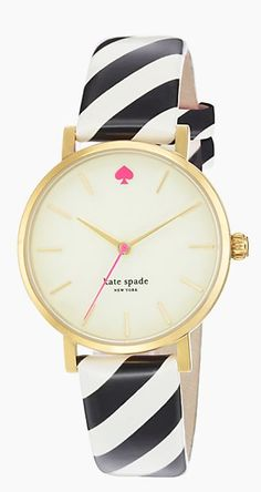 kate spade watch!!! SUPER CUTE!!!!