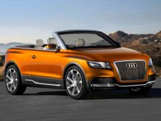 Photographs of the 2007 Audi Cross Cabriolet Quattro Concept. An image gallery of the 2007 Audi Cross Cabriolet Quattro Concept. Audi Q7, Audi Cars, Audi Quattro, Audi Convertible, 4x4, Wallpaper Free, Four Wheel Drive, Cheap Cars, Top Cars