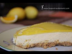 Tarta mousse de limón.   YouTube