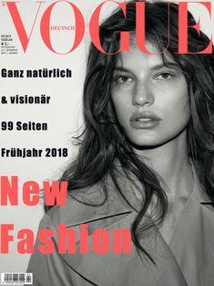 Faretta Radic, Vogue Magazine [Germany] (February 2018)