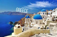 Santorini  Mykonos — Greece / 21 Breathtaking Coastlines To Add To Your Bucket List (via BuzzFeed)