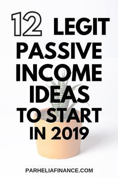 Looking for passive income ideas to make money sleeping? Here are some legitimate passive income streams to start as a side hustle in 2019 for building wealth. FREE TRAINING: How to Earn a Side-Income Online. Passive Income Streams, Creating Passive Income, Make Money Fast, Make Money From Home, Extra Cash, Extra Money, Entrepreneur, Managing Your Money, Money Tips