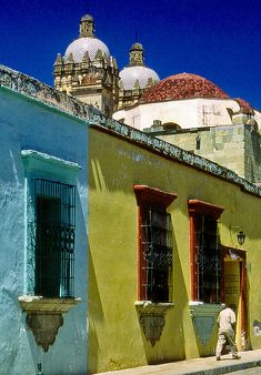 Colour in Oaxaca, Mexico.  Learn more about Mexico, its business, culture and food by joining ANZMEX anzmex.org.au
