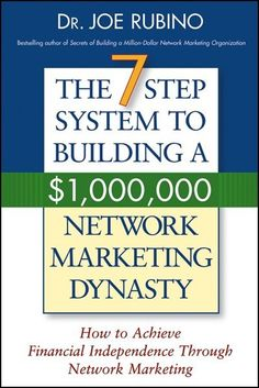 Millions of people around the world participate daily in network marketing sales. This book offers, for the first time, a step--by--step plan for building a profitable, long--lasting network marketing business. Sales And Marketing, Marketing Digital, Business Marketing, Online Marketing, Best Books List, Book Lists, Good Books, Network Marketing Books, Thing 1