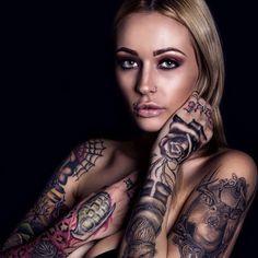 @b_squared by @mikemilesm3 #inked #inkedgirl #inkedgirls #inkedmodel #inkedwomen #tattooed #tattooedgirls #tattooedwomen #tattooedmodels #womenwithink #womenwithtattoos #modelswithink #modelswithtattoos #art #altgirls #altmodel #armtattoo #sleeve #sleevetattoo #girlswithink #girlswithtattoos