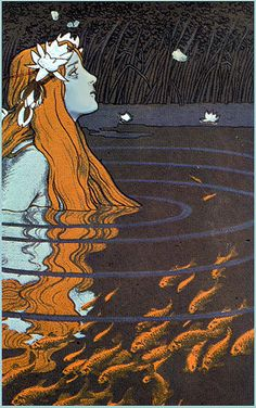 """But a mermaid has no tears, therefore she suffers so much more"" The Little Mermaid by Hans Christian Andersen"