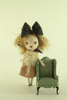 another cute girl from Elsita! http://elsita.typepad.com/dolls-have-feelings-too/