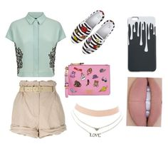 """Cool #lilia"" by sarah14san on Polyvore featuring moda, Jaeger, Moschino, BP. y Charlotte Russe"