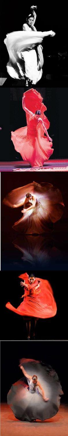 Sara Baras,  Flamenco dancer