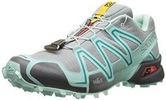 Salomon Women's Speedcross 3 Trail Running Shoe | Amazon.com