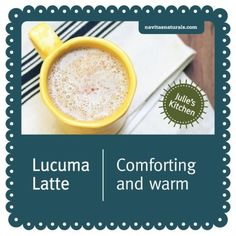 Enjoy lucuma's natural sweetness and comforting flavor in this pillowy warm drink. You can simplify the recipe further by using just one of the milk varieties below exclusively, but the combination produces even better flavor.