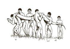 Ficheiro:Jibóia sendo capturada por nativos das Américas.pdf
