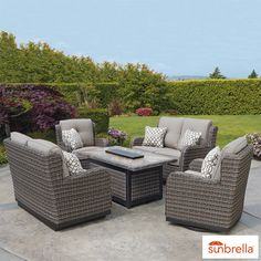 Browse Our Range Of Garden Rattan Lounge Sets And Dining