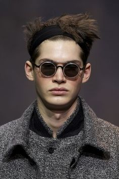 "Hombres Chic » Eyewear | Damir Doma & Mykita Collaboration ""Minimal esthetic"""