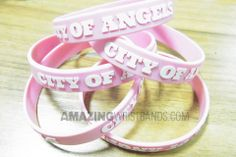 Pink color represents awareness for breast cancer. Raise awareness or charity for breast cancer institute's by selling custom pink color bracelets designed with awareness message and artworks. Colorful Bracelets, Bracelet Designs, Breast Cancer, Pink Color, Charity, Artworks, Art Pieces, Art