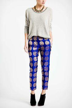 Lavish Trousers | Anthropologie.eu