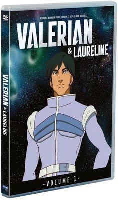 Valérian et Laureline - Vol. 1 [Édition remasterisée]  - DVD NEUF