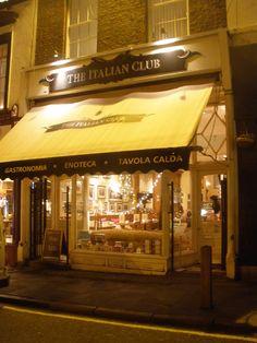 The Italian Club - Bold Street