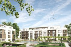 Santa Cecilia, Multi Family Homes, Facades, Urban Design, Management, Houses, Concept, House Styles, Home Decor