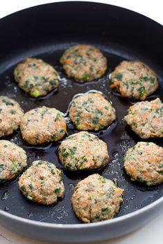 Spinach-Quinoa Patti