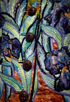 Dans les Années 80-90, Yves Saint Laurent Rendra Hommage à Plusieurs Peintres comme Van Gogh