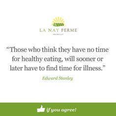 Invest in your health with local farm-fresh produce from #lanayferme.
