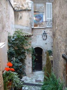 Traditional Residence in St. Paul de Vence, France