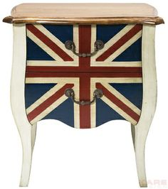 Dresser Jack Small by KARE Design #KARE #KAREDesign #Dresser #British