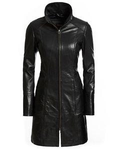 Danier : women : coats :  leather women coats 102030224 