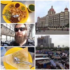 Went local today with walking tours in south Mumbai and Dharavi slum with The Blue Yonder