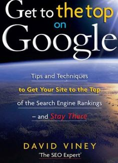 List of the Best Marketing Books Ever - Get to the top of Google by David Viney