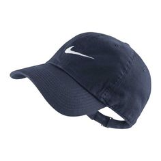 Buy baseball caps & fitted caps from top brands at great prices, including sports caps, trucker caps & more. Frat Boy Outfit, Hats For Short Hair, Cheap Fashion Jewelry, Navy Hats, Caps For Women, Color Negra, Nike Sportswear, Nike Women, Baseball Hats