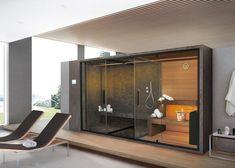 La spa in casa: sauna, idromassaggio e bagno turco per il benessere domestico | Ville&Casali