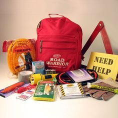 How to Make an Emergency Kit: http://blog.hgtv.com/design/2012/08/14/home-survival-skills-make-an-emergency-kit/?soc=pinterest