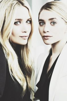 Most beautiful twins in the entire world.