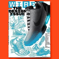 Siempre quise los zapatos que usaba Marty en Volver al Futuro 2. Ahora @nike lo hace realidad con #HyperAdapt.  @Regrann from @wired -  WIRED 24.10. THE DESIGN ISSUE. Inside the Nike campus in Beaverton Oregon lives a top-secret skunkworks where some of the shoe giant's most innovative gear is developed. And inside that skunkworks? An even more top-secret skunkworks whose quarters are cordoned off to an even more exclusive group of employees. It's where the HyperAdapt 1.0 is being developeda…