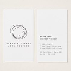 Find tips and tricks, amazing ideas for Minimal logo. Discover and try out new things about Minimal logo site Professional Business Card Design, Minimalist Business Cards, Simple Business Cards, Business Card Logo, Business Design, Business Casual, Business Card Interior Design, Best Business Cards, Creative Business Cards