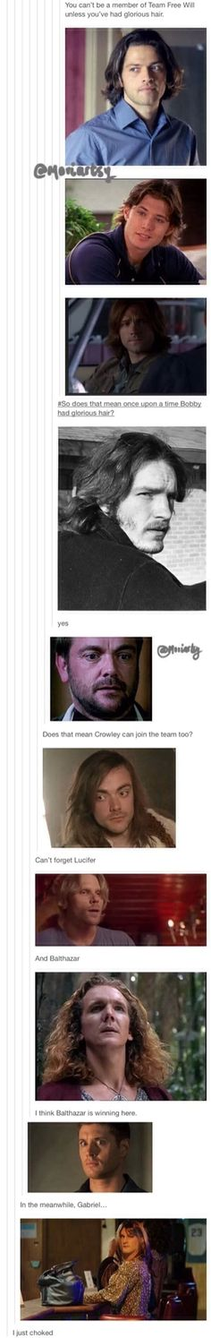 This post is just too fabulous for words, especially with that pic of wide-eyed Dean thrown in there, LOL.