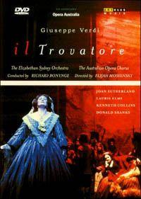#Giuseppe verdi. il trovatore EAN: 4006680102764  ad Euro 31.90 in #Ibs #Dvd e video