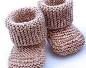 Oh Baby! Baby Booties http://www.doublediamondknits.etsy.com Knit and Crochet Pdf patterns to download