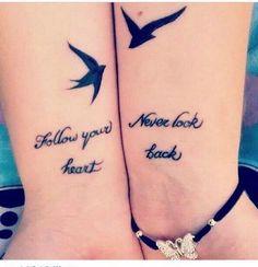 Best Friends Tattoos Must See! Love! #Relationships #Trusper #Tip