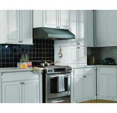 """View the Vent-A-Hood NPH9-230 600 CFM 30"""" Under Cabinet Range Hood with Dual Blowers and Halogen Lights from the Nouveau Pro Collection at VentingDirect.com."""