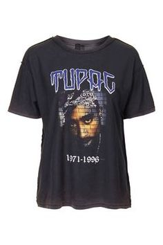Tupac Tee by And Finally
