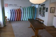 Shawn Stussy - S/Double Surfshop in Tokyo