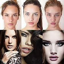 victoria secret models without makeup -